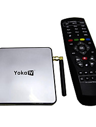 abordables -Yoka TV KB2 Android6.0 Box TV Amlogic S912 2GB RAM 32GB ROM Huit Cœurs