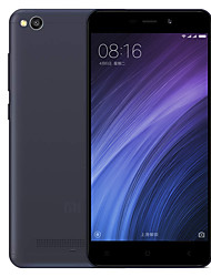 abordables -Xiaomi Redmi 4A Global 5.0 pulgada Smartphone 4G (2GB + 32GB 13 MP Quad Core 3120 mAh)