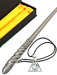 preiswerte -Mehre Accessoires Inspiriert von MAGI Ace Anime Cosplay Accessoires Halsketten Zinklegierung Plexiglas