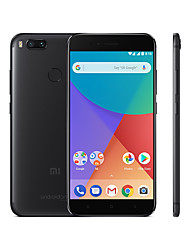 "Недорогие -Xiaomi Mi A1 5.5 "" 4G смартфоны ( 4GB + 32Гб 12 MP + 12 MP Qualcomm Snapdragon 625 3080mAh)"