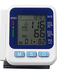 poignet Arrêt automatique Affichage de l'heure LCD Mesure de la pression sanguine