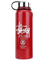 preiswerte -Sport & Natur Trinkbecher, 600-800 Edelstahl Tee Wasser Vakuum-Cup