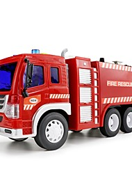 cheap -Toy Car LED Lighting Fire Engine Vehicle Toys Fire Engines Music People Vehicles Singing Classic Holiday Fashion New Design Other Material