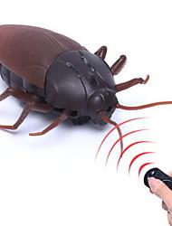 Недорогие -Электронные домашние животные Таракан Игрушки Животный принт Животные Простой Животный принт Мягкие пластиковые Мальчики Подарок 1pcs