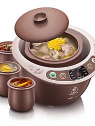 cheap -Kitchen Ceramics 220V-240V Multi-Purpose Pot Food Steamers