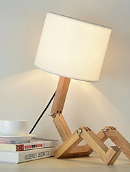 cheap -Ambient Light Table Lamp AC Powered 220V White