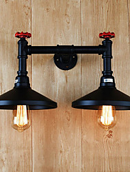 cheap -Wall Light Ambient Light Wall Sconces 220V E27 Rustic/Lodge High Quality