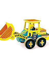 economico -Puzzle 3D Escavatore Giocattoli Carrello elevatore Autovetture 1 Pezzi