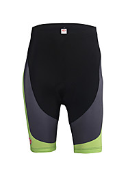 cheap -Cycling Padded Shorts Men's Bike Padded Shorts/Chamois Bottoms Bike Wear Quick Dry Wearable Breathability Solid Letter & Number Mountain