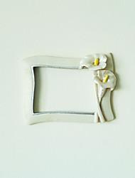 cheap -Resin Calla Lily Design Wall Frame