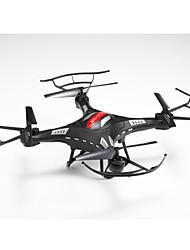 RC Drone * 4 Kanal 6 Akse 2.4G Fjernstyret quadcopter Frem / tilbage Fjernstyret Quadcopter Fjernstyring Brugermanual