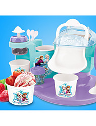 Kitchen Plastic Ice Cream Makers