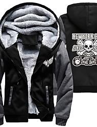 preiswerte -Männer motorrad hoodie verschleißfesten thermischen / warmen hoodie schutz für motorsport