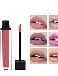 cheap -1Pcs Gold Silver Glitter Matte Lipstick Waterproof Matte Lips Gloss Lipstick Cosmetic