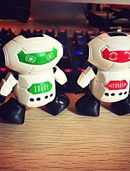 Fantoche de Dedo Robô mecânico Brinquedos Dançando Mecânico Wind Up Novo Design 1 Peças