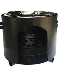 economico -Fornello da campeggio Attrezzi cucina all'aperto Confezione inclusa Acciaio inossidabile per Campeggio