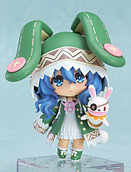 cheap -Anime Action Figures Inspired by Date A Live Yoshino PVC CM Model Toys Doll Toy