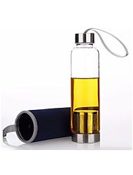 baratos -Escritório / Carreira Festa de Chá Artigos para Bebida, 550 Vidro de boro alto chá Vidro Copo