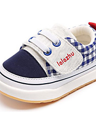 Baby Shoes Fabric Winter Fall Comfort First Walkers Sneakers for Casual Red Peach Dark Blue White