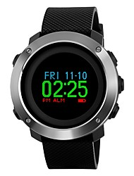 cheap -Smart Watch Calories Burned Pedometers Information Pedometer Stopwatch Alarm Clock Chronograph Calendar Dual Time Zones / Other No Sim