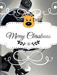 economico -Natale Adesivi murali Adesivi aereo da parete Adesivi decorativi da parete,Vinile Decorazioni per la casa Sticker murale Finestra
