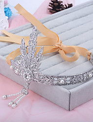 Crown Sweet Lolita Dress Tiaras Wedding Princess Women's Girls' Silver Lolita Accessories Tiaras & Crowns Headwear ABS