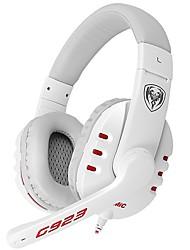 abordables -somic g923 headset estéreo de auriculares de 40 mm