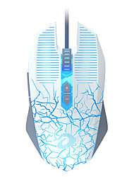 abordables -dareu em915 con cable ratón para juegos siete llaves 6000dpi