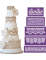 Недорогие -Формы для пирожных Прочее Для торта Другие материалы Новое поступление Креатив Высокое качество Своими руками