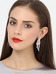 cheap -Women's Drop Earrings - Animal, Wave Simple, Basic Silver / Light Gold For Wedding / Party