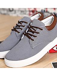 economico -Da uomo Scarpe Di corda Primavera Autunno Comoda Sneakers per Casual Beige Grigio Blu