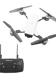 economico -RC Drone JJRC HYK19 4 Canali 6 Asse 2.4G Con la macchina fotografica 0.3MP HD Quadricottero Rc WIFI FPV FPV Illuminazione LED Controllo