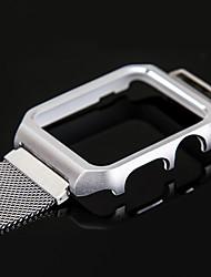 Недорогие -Ремешок для часов для Apple Watch Series 3 / 2 / 1 Apple Повязка на запястье Миланский ремешок Инструменты сделай-сам Нержавеющая сталь
