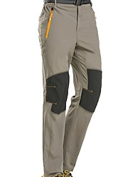 cheap -Men's Hiking Pants Outdoor Trainer Breathability Bottoms Outdoor Exercise