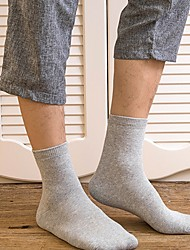 cheap -Men's Ultra Warm Socks-Solid,Stylish