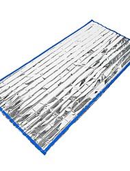 Недорогие -Чрезвычайная Одеяло Прямоугольный 26°C сохраняющий тепло Теплоизолированные 213X91 Путешествия Отдых и туризм Односпальный комплект (Ш