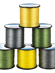 cheap -500M / 550 Yards PE Braided Line / Dyneema / Superline Fishing Line 80LB 70LB 60LB 50LB 45LB 40LB 35LB 30LB 25LB 20LB 15LB 12LB 10LB 8LB