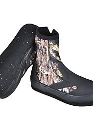 abordables -Zapatillas de Senderismo Unisex A prueba de resbalones Cremallera impermeable Natación Deporte Deportivo Goma Acolchado Pesca