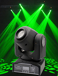 cheap -U'King LED Stage Light / Spot Light 9/11 DMX 512 Master-Slave Sound-Activated Auto Music-Activated 30 for For Home Stage Wedding Club