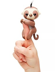 cheap -Electronic Pets Finger Sloth Toys Animal Animals Electromotion Smart intelligent New Design Kids Adults' 1 Pieces