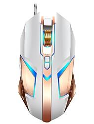 Недорогие -чеканка panther t03 wired usb интерфейс игровая мышь 8-кнопочная регулировка dpi
