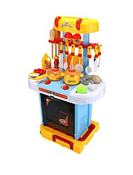 cheap -YIJIATOYS Grocery Shopping Housekeeping Toy Kitchen Sets Kids' Cooking Appliances Pretend Play Toy Furniture Food&Drink Holiday Classic