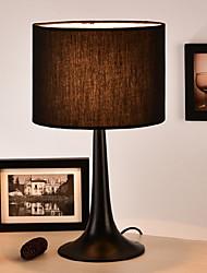 cheap -Artistic Adjustable Table Lamp For Metal 220-240V Black White