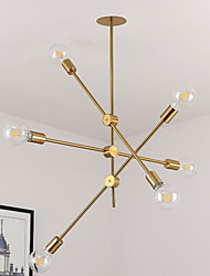 cheap -Modern / Contemporary Chandelier Ambient Light 110-120V 220-240V Bulb Not Included