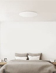 xiaomi yeelight jiaoyue 450 led taklampe 200 - 220v - hvid lampeskærm hvid smart app / wifi / bluetooth kontrol med fjernbetjening