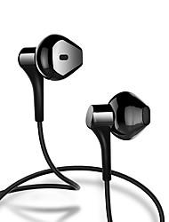 Недорогие -usams sj141 музыкальные наушники для уха берут макрос высокой степени шумоподавления