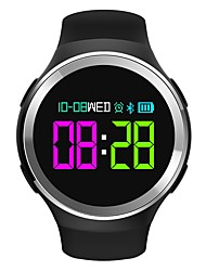 cheap -Smartwatch iOS / Android Heart Rate Monitor / Calories Burned / Exercise Record Pedometer / Sleep Tracker / Find My Device / Alarm Clock