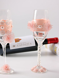 The New Chiffon Flower Cup Set