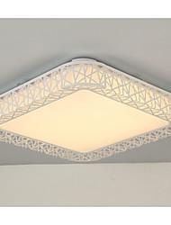 Недорогие -LightMyself™ Монтаж заподлицо Потолочный светильник - Защите для глаз, 110-120Вольт / 220-240Вольт, Теплый белый, Светодиодный источник