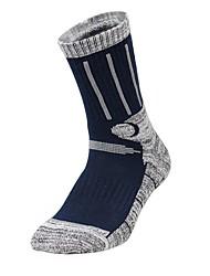 Недорогие -Носки для катания на лыжах Универсальные Носки Зима Пригодно для носки сохраняющий тепло Воздухопроницаемость Хлопок Катание на лыжах